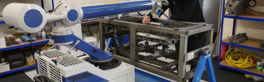 ALM Welder - Laser welding services