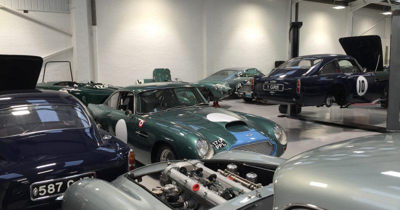 Car show room