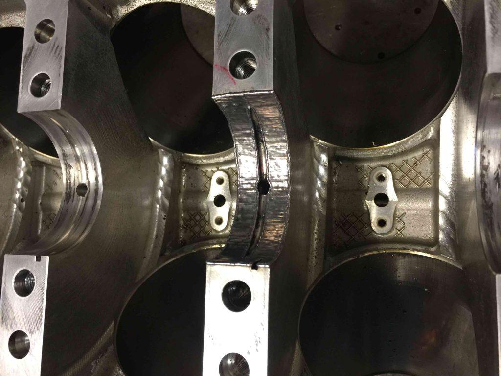 Mould repair