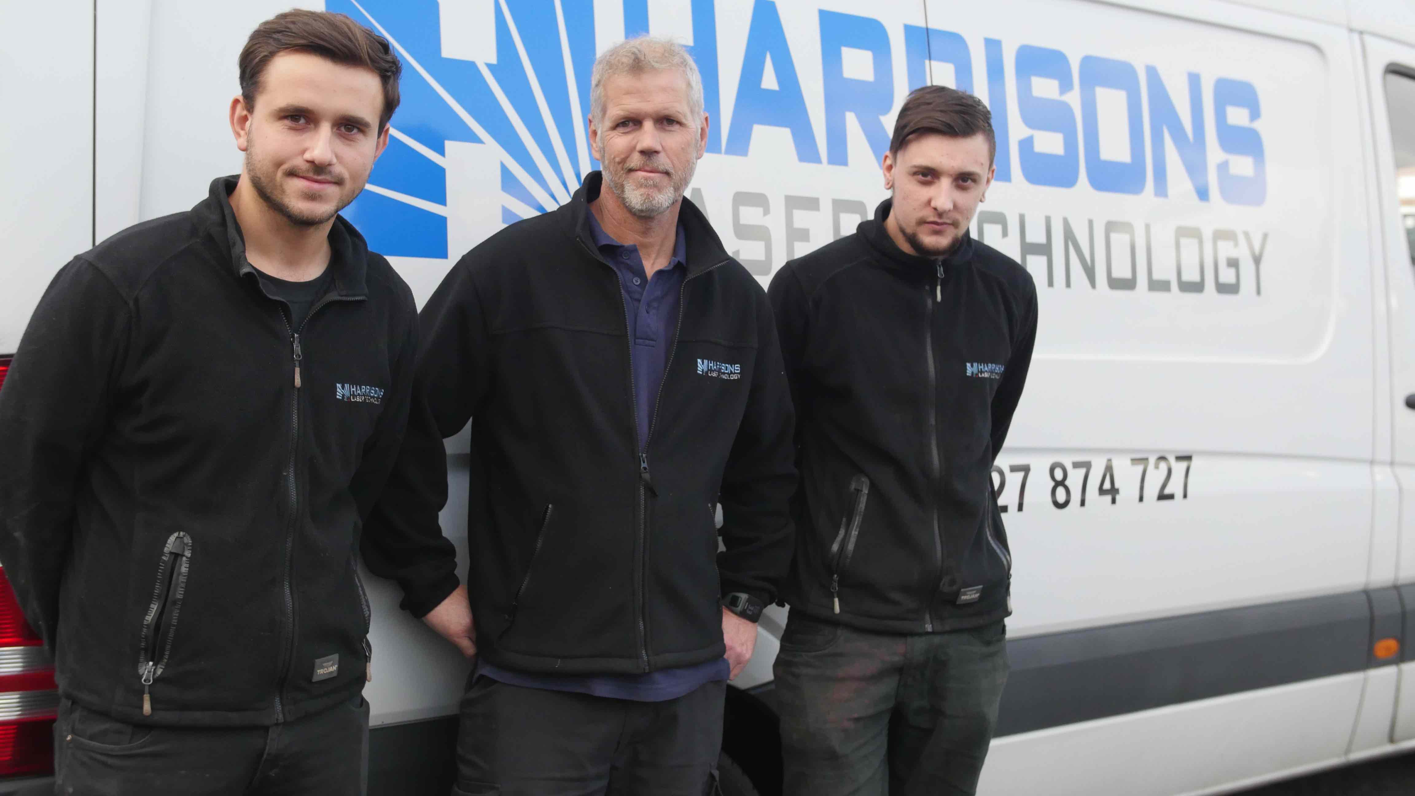 Harrisons Laser Technology