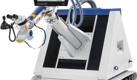Mobile Laser Welding