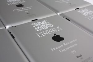 laser engraving-ipad