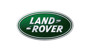 Jaguar Land Rover Logo our laser engraving client